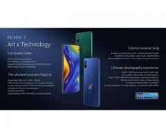 NEU Xiaomi Mi MIX 3 Snapdragon 845 6.4 -zoll Smartphone