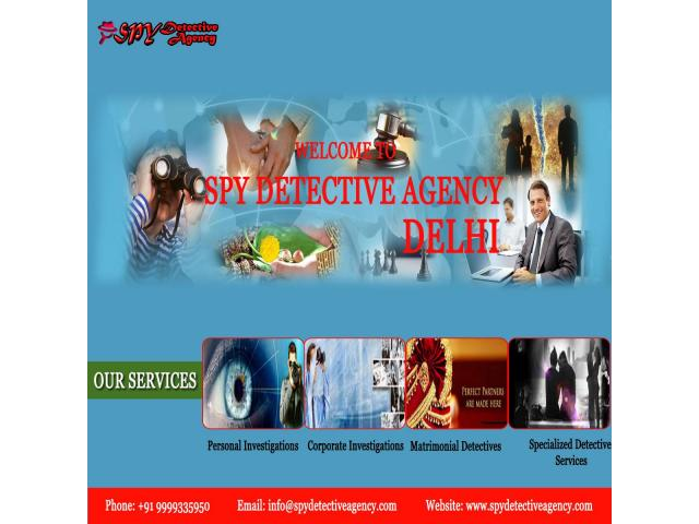 Best Detective Agency in Delhi-India ||Spy Detective Agency