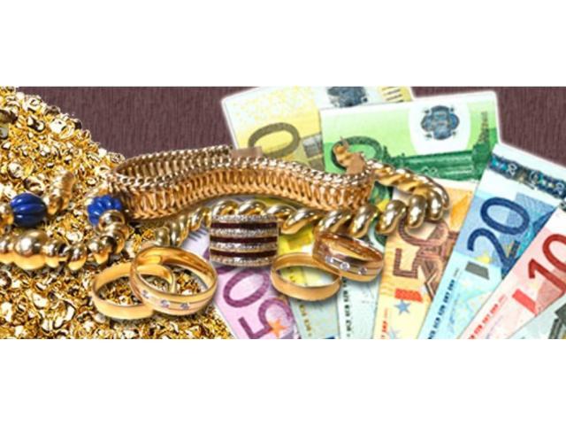 Compra venta de oro en Barcelona