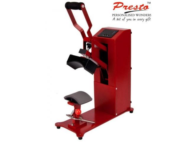 Top Sublimation Machine distributor in India - Presto