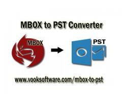 MBOX to PST Converter to Export Multiple MBOX Files to Outlook PST