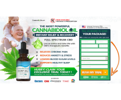 Cannaful Valley CBD Oil {Reviews} 98% Reduction — Live an Active With CBD!!