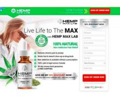 Hemp Max Lab Canada: remark utiliser et où acheter?