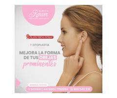 Mejora la estética de la oreja - Clínica Renacer