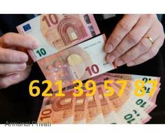 PRESTAMO Y REUNIFICACIÓN  whatsapp : +34  621 39 57 87