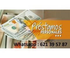 PRÉSTAMO PARA LAS NECESIDADES URGENTES DE LOS ÚLTIMOS whatsapp : +34  621 39 57 87