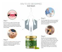 Pure Strength CBD Gummies - What are Pure strength CBD soft candies?