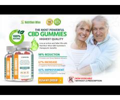Nutriwise CBD Gummies UK Reviews: Natural Nutriwise CBD Gummies United Kingdom!