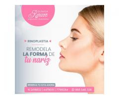 Rinoplastia - Clínica Renacer
