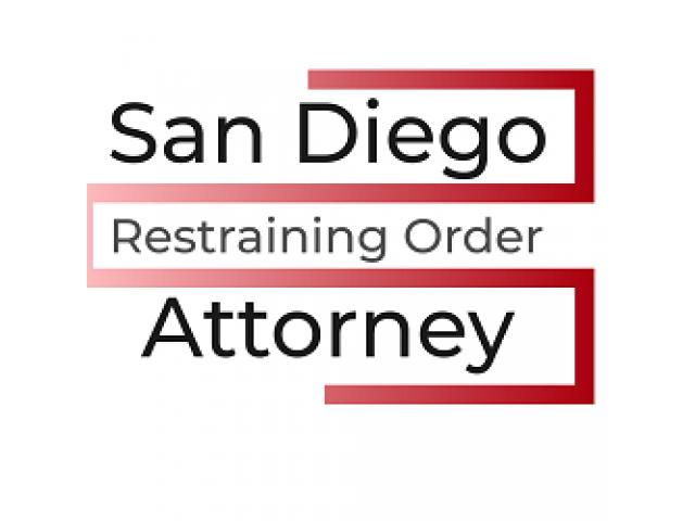San Diego Restraining Order Attorney