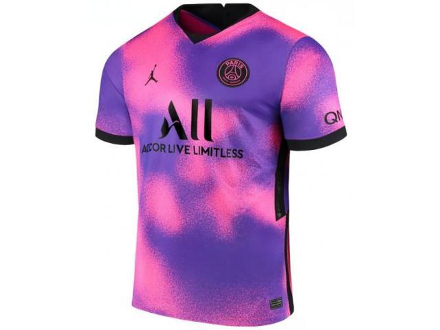 PSG 2021 4a Thai camiseta de futbol mas baratos