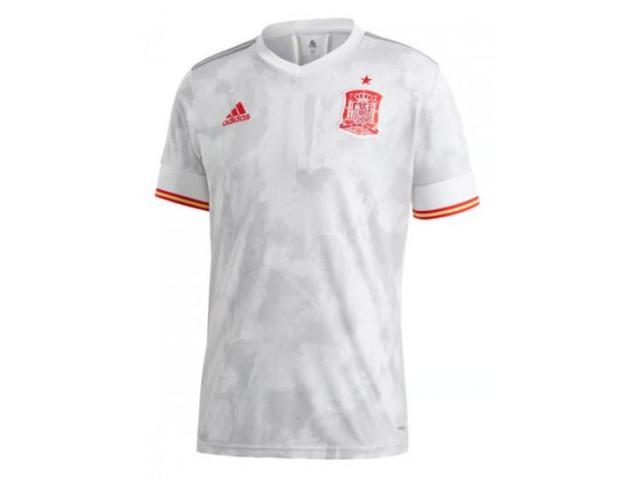 Espana 2021 Rojo,Blanco Thai Camiseta mas baratos