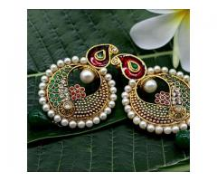 Glamoura: Buy Fashion Rings, Earrings, Pendants, Necklace and Jackets, Palazzo, Scarfs for women