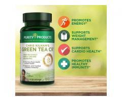 Green Tea CR | Green Tea CR Review