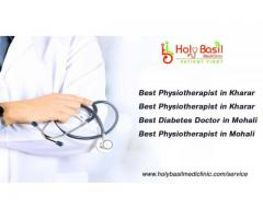 Best Diabetes, Infectious Disease, Physiotherapy Clinic Mohali