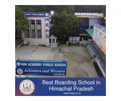 Best Boarding School in Himachal Pradesh