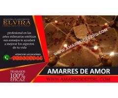 AMARRES DE AMOR -HECHICERA ELVIRA