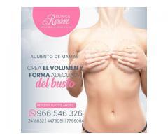 Mejora el aspecto mamario - Clínica Renacer