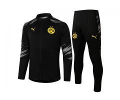 Dortmund 2021 Chaqueta de Futbol con pants