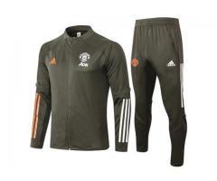 Manchester United 2021 chaqueta gratis envio