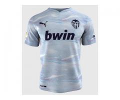 Valencia 2021 Thai Camiseta la liga gratis envio