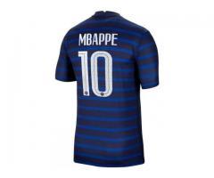 Francia 2021 1a azul Thai Camiseta de futbol mas baratos