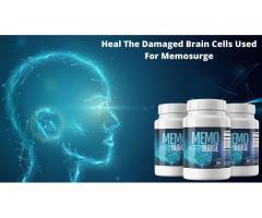 Memosurge Herbal brain power booste Supplement Pills