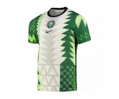 Futbolmodaes.com disponible Nigeria 2021 Thai Camiseta de futbol