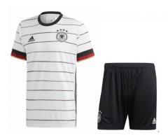 Alemania 2021 Blanco Thai Camiseta de Futbol baratos