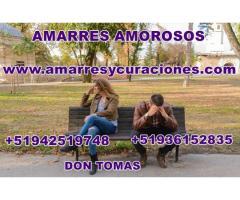 SOY EXPERTO EN AMARRES DE PAREJAS