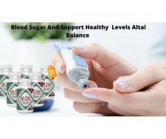 Monitor Your Blood Sugar Levels Altai Balance