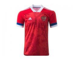 Rusia 2021 Camiseta de Futbol tailandia 14eur