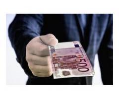 Oferta de préstamo de más de 5.000 €