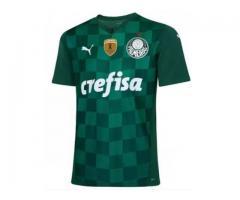 Palmeiras 2022 Thai Camiseta de futbol gratis envio