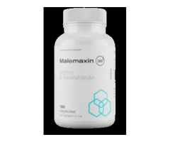MaleMaxin 360 Regrow Hair Capsules