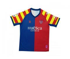 Tailandia Camiseta SD Huesca  Equipacion 2020/2021