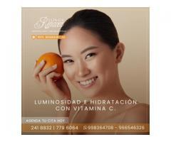 Mantente activo con vitamina C.