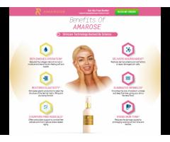 Skin Amarose Boosting Moisturizer- Get Admirable skin with Anti Aging Cream!