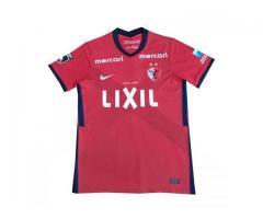 Camiseta Equipacion del Kashima Antlers 2020