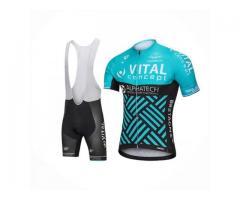 2018 Abbigliamento Ciclismo Vital Concept Alphatech