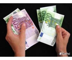 Necesitas apoyo financiero?