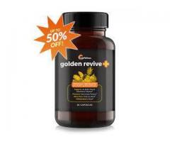UpWellness Golden Revive Plus Reviews - Must Read Before You Buy!