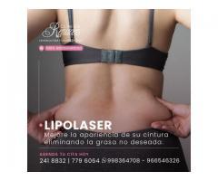 Lipolaser de laterales.