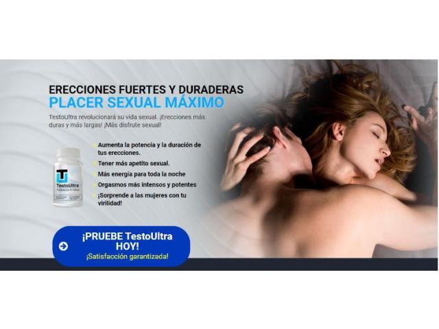 Testo Ultra Reseñas: ¡Consiga testosterona saludable para la resistencia sexual!