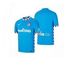 camiseta Atletico Madrid replica 2021/2022