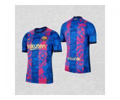 camiseta Barcelona replica 21/22