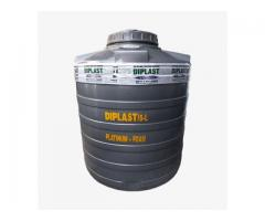 Plastic Water Storage Tank Manufacturer & Supplier