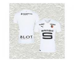 camisetas Stade Rennais barata 2021-2022