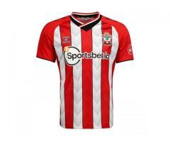 Camiseta Southampton replica 2021-2022