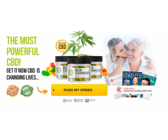 Summer Valley CBD Gummies:- is it Real or Scam? Reviews, Ingredients, Price And Buy!